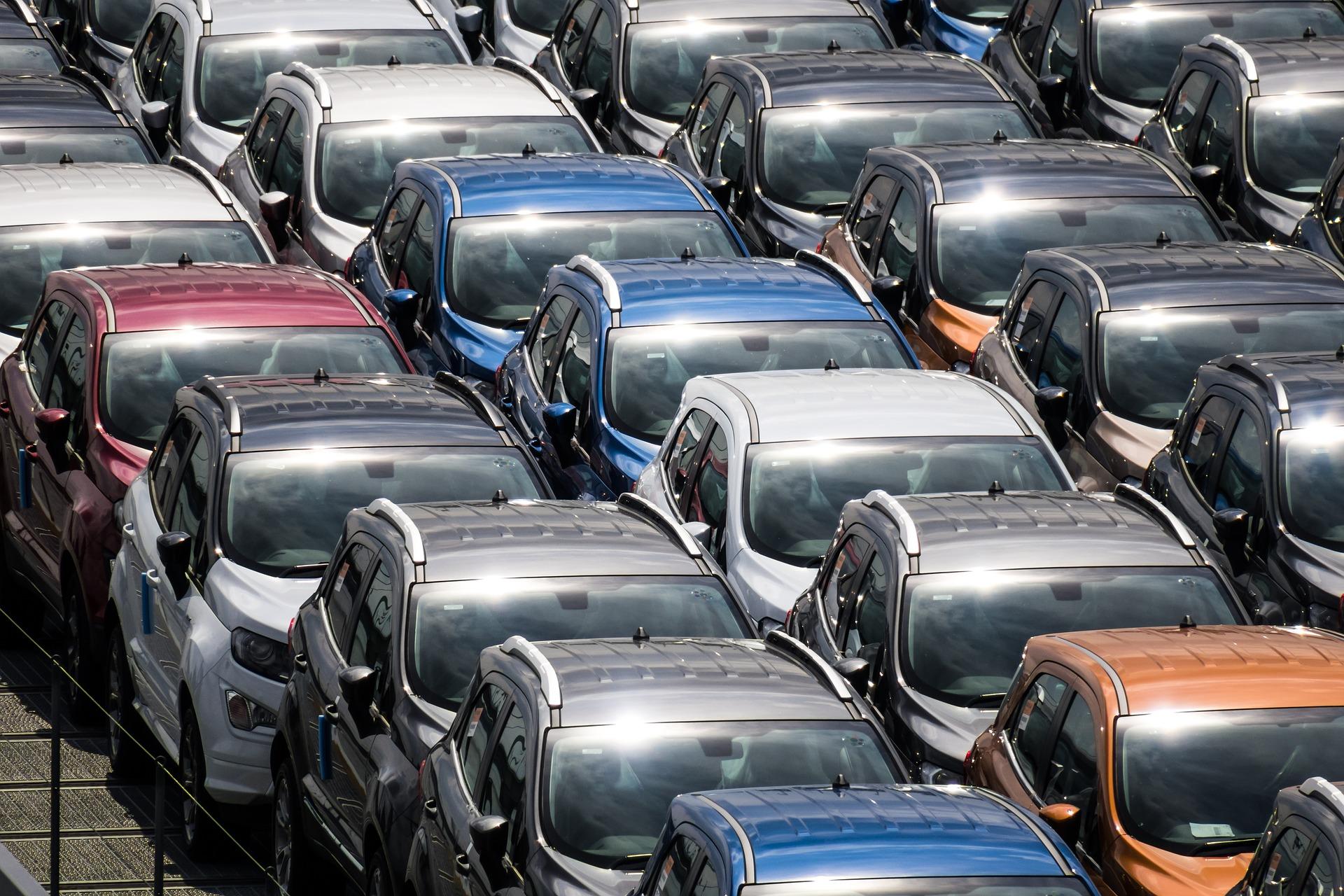 Polyamide présent dans les voitures