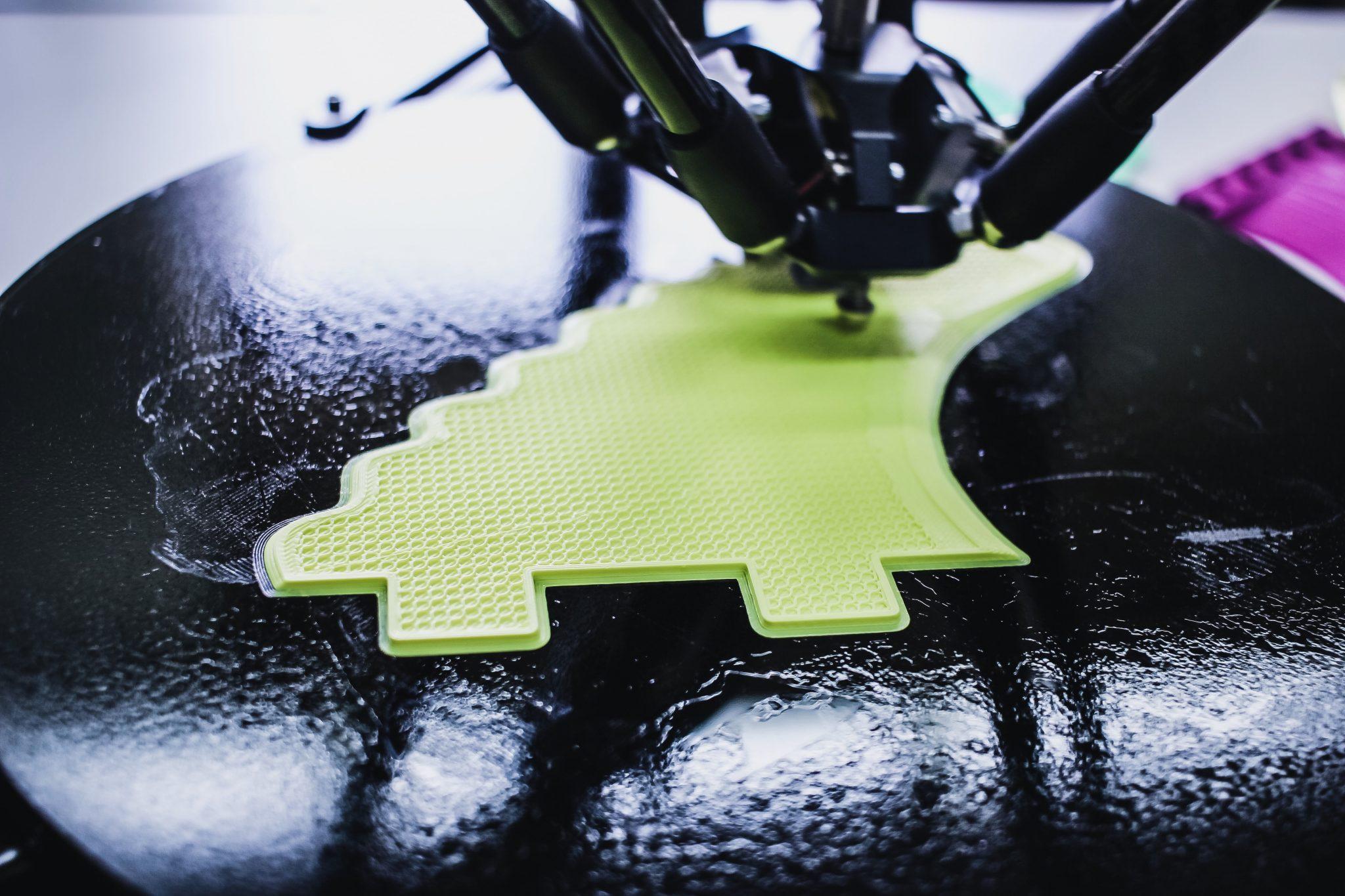 Sapin imprimé en 3D