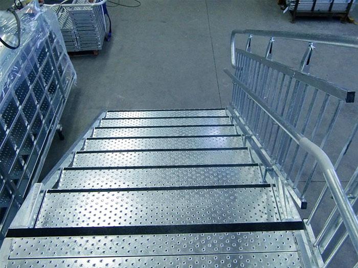 Escalier industriel